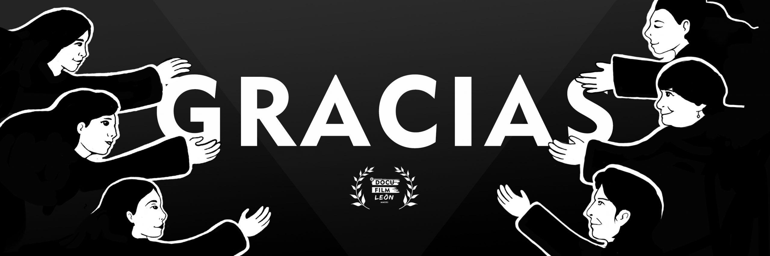 AGRADECIMIENTOS thaks Docu Film León 2021 Retransmisión