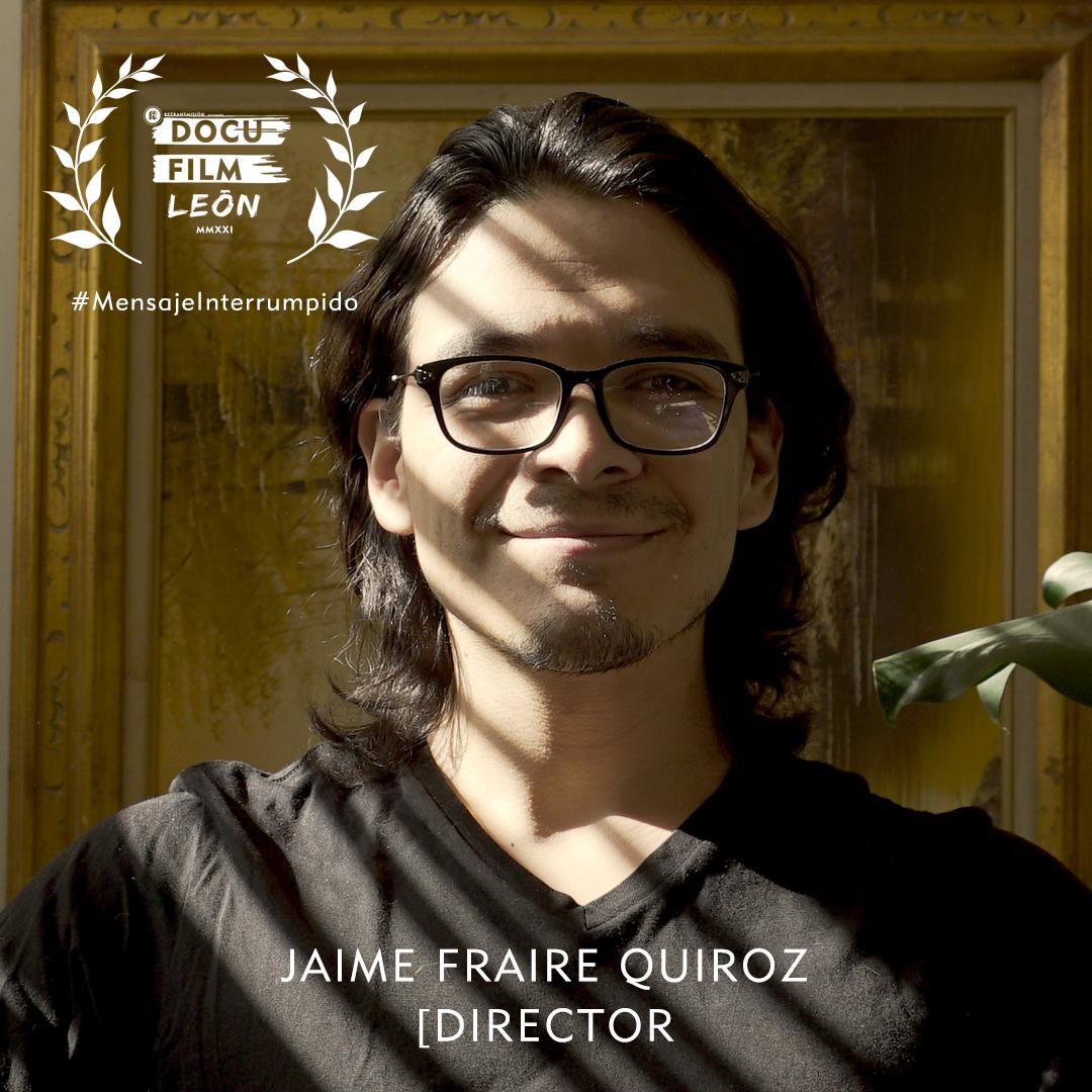 Jaime Fraire Q Mensaje Interrumpido