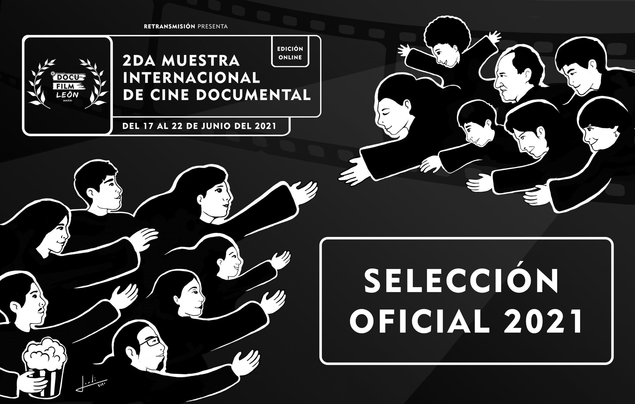 PORTA-SELECCIÓN-OFICIAL-2021-DOCU-FILM-LEÓN-RETRANSMISIÓN